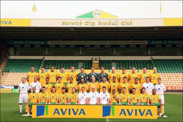 norwich city 600x400 Norwich City Are Coming to America This Summer On Pre Season Tour