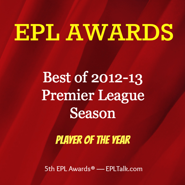 poty 600x600 2013 EPL Awards: Player Of The Year