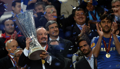 rafa benitez Chelsea's Players Want Fans to Call a Truce With Rafael Benitez: The Daily EPL