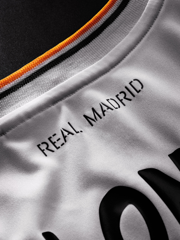 real madrid home shirt back Real Madrids Home Shirt for the 2013 14 Season [PHOTO] & [VIDEO]