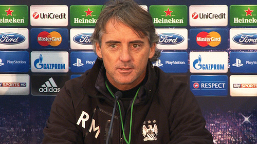 roberto mancini Roberto Mancini Dismisses Sacking Rumors But Is Angry With Man City Hierarchy: The Nightly EPL