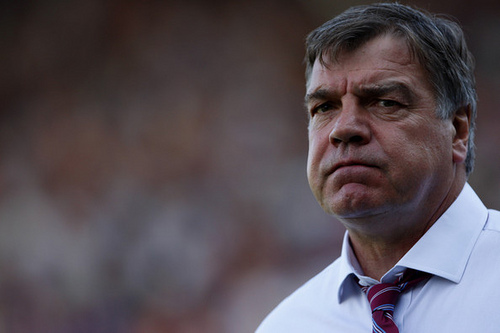 sam allardyce West Hams Sam Allardyce Decries Andre Villas Boass Immaturity