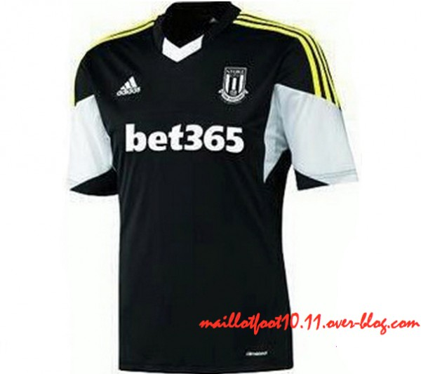 Stoke City, Are You Columbus Crew In Disguise? New Away Shirt for 2013 14 Season [PHOTO]