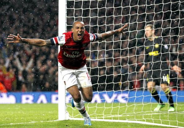 theo walcott Arsenals Game Against Newcastle Will Be Televised Live On ESPN2: The Race For Fourth
