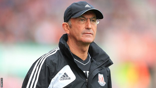 tony pulis Tony Pulis Departs: Stoke City Fans, Be Careful What You Wish For