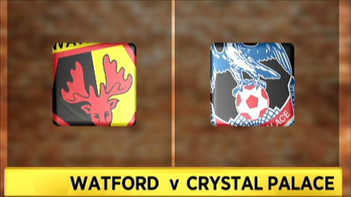 Preview: Championship Playoff Final Between Watford and Crystal Palace
