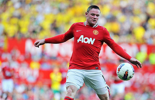 wayne rooney Wayne Rooney Injured On Asia Tour, Faces Race To Be Fit For New Season: Nightly Soccer Report