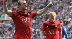 Wigan Athletic v Manchester United