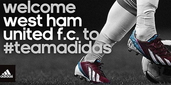 Adidas Sign Deal With West Ham United To Become Clubs New Kit Manufacturer
