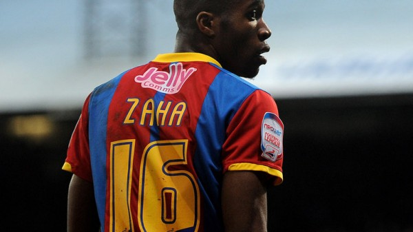 wilfried zaha 600x337 Wilfried Zaha Scores 2 Goals to Send Crystal Palace to Championship Playoff Final [GIF]