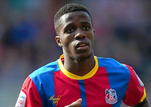 wilfried zaha1 Can Wilfried Zaha Be An Instant Hit at Manchester United?