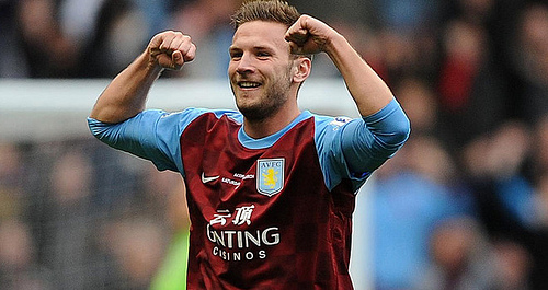 Andreas Weimann Andreas Weimann Signs 3 Year Extension With Aston Villa