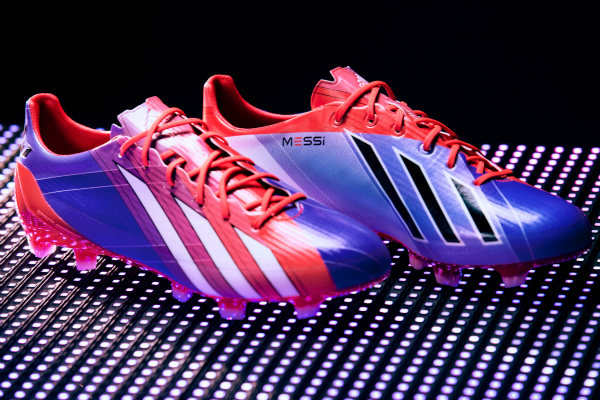 Messi Boot 1 New adizero F50 Messi from adidas [PHOTOS]