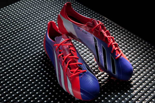 Messi Boot 2 New adizero F50 Messi from adidas [PHOTOS]