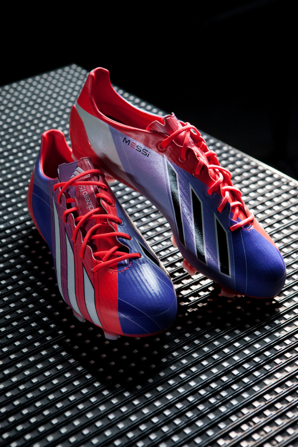 Messi Boot 3 New adizero F50 Messi from adidas [PHOTOS]