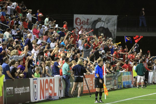 "Silverbacks photos 600x400 US Soccer Legend Eric Wynalda Co Authoring a ""Worst to First"" Story in Atlanta"