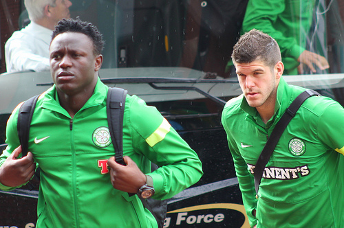 Victor Wanyama Southampton Talk to Victor Wanyama After Agreeing £12m Fee: Nightly Soccer Report