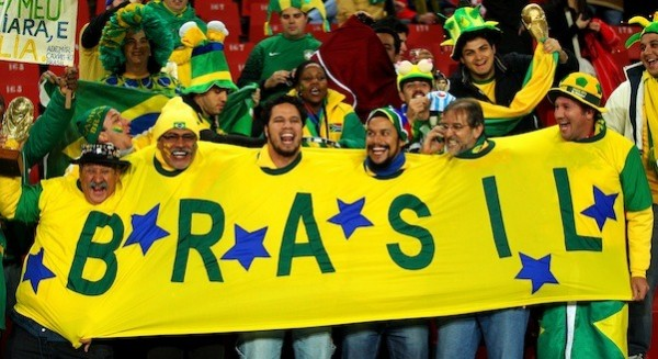 brazil fans 600x327 2013 FIFA Confederations Cup Preview: Everything You Need To Know