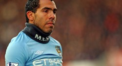 Manchester City's Argentinian striker Ca