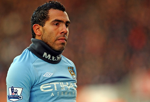 carlos tevez Juventus Sign Manchester City Striker Carlos Tevez In £7.6million Deal, Says Report