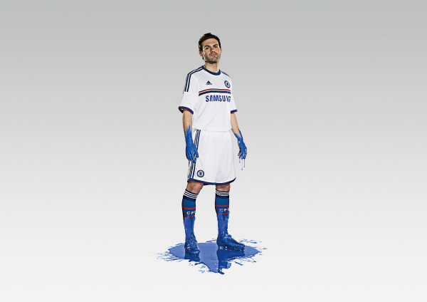 chelsea away shirt mata Chelsea Away Shirt for 2013 14 Season Unveiled: Official [PHOTOS]