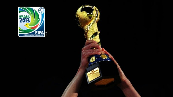 confederations cup trophy 600x337 Brazil vs Uruguay Preview; Confederations Cup Semi Final