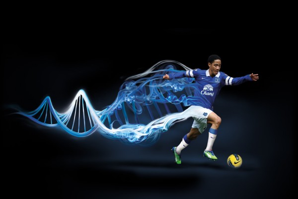 everton fc home shirt intro 600x401 Everton Home Shirt for 2013 14 Season Launched: Official [PHOTOS]