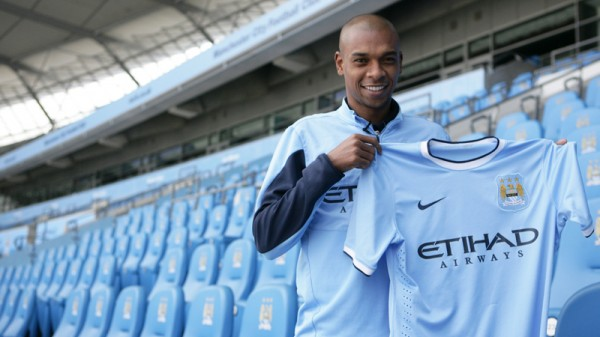 fernandinho 600x337 Manchester City Confirm Signing of Fernandinho [VIDEO]