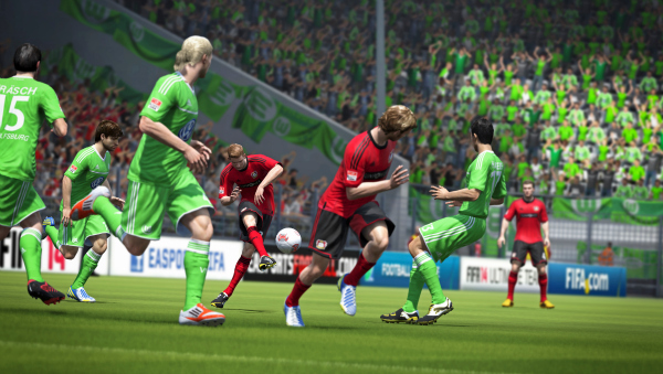 fifa 14 bundesliga 2 FIFA 14: All the Details About The New Video Game [PHOTOS] & [VIDEO]