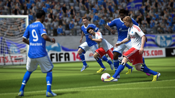 fifa 14 bundesliga1 FIFA 14: All the Details About The New Video Game [PHOTOS] & [VIDEO]