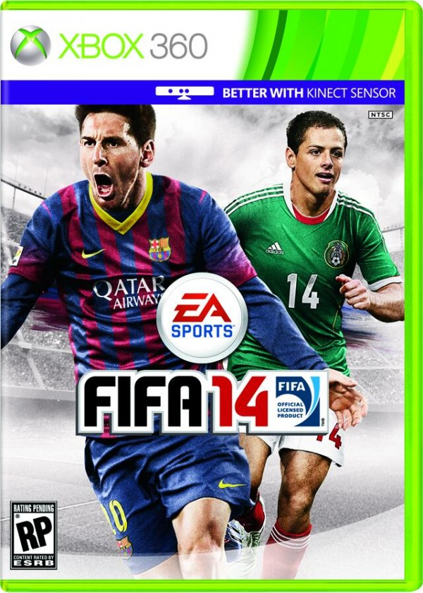fifa 14 cover north america 600x840 FIFA 14 Cover Revealed For USA And Mexico [PHOTO]