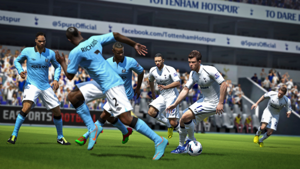 fifa 14 gareth bale FIFA 14: All the Details About The New Video Game [PHOTOS] & [VIDEO]