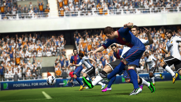 fifa 14 la liga FIFA 14: All the Details About The New Video Game [PHOTOS] & [VIDEO]