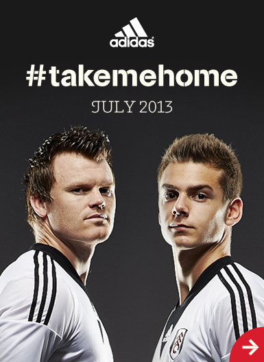 fulham home shirt Fulham Home Shirt for 2013 14 Season: Preview [PHOTOS]