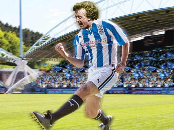 hudderfield town shirt 600x450 Huddersfield Town Launch New Home Shirt With Blast From The Past [PHOTOS]