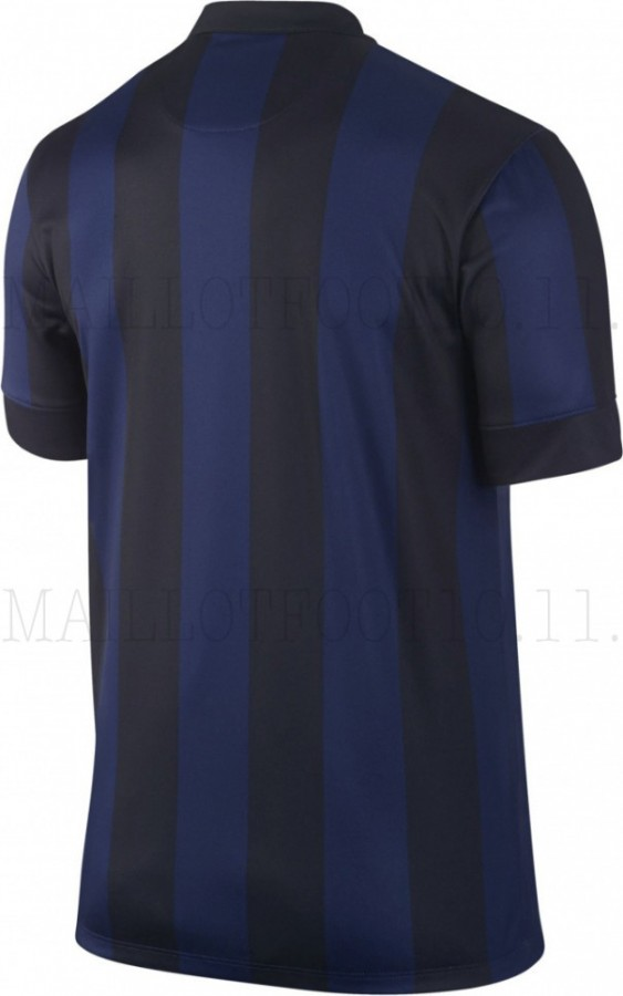 inter milan home shirt back 563x900 Inter Milan Home and Away Shirts for 2013 14 Season: Leaked [PHOTOS]
