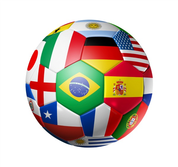 international soccer ball Required Reading for World Cup Fans