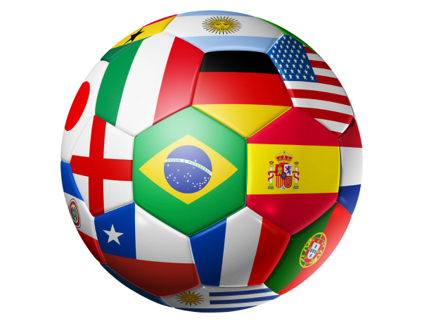 international soccer ball1 Which Market Has the Highest World Cup TV Ratings In the USA?