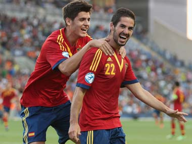 isco Real Madrid Announce Signing of Spain u21 Star Isco: Daily Soccer Report