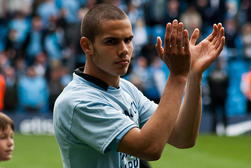 jack rodwell Manuel Pellegrini Wants Manchester City to Play Like Barcelona, Says Jack Rodwell