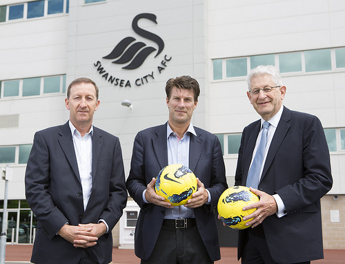 jenkins laudrup Michael Laudrups Agent to Meet Swansea Chairman Next Week For Clear The Air Talks: The Daily EPL