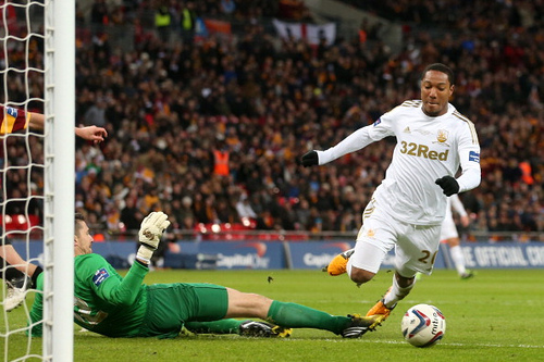 jonathan de guzman Jonathan de Guzman Agrees New Season Loan Deal At Swansea: Daily Soccer Report