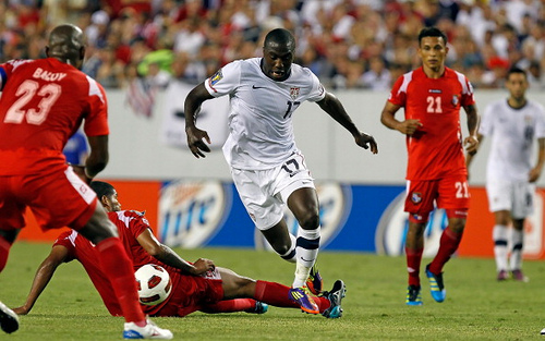 jozy altidore USA 2 0 Panama: Match Highlights From World Cup Qualifier [VIDEO]