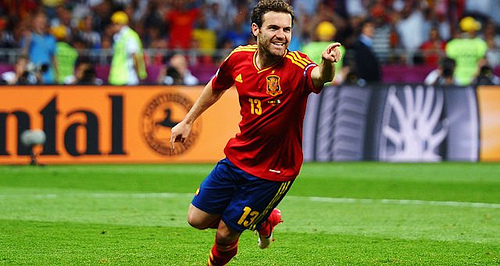 juan mata Manchester United Confirm Signing Of Juan Mata; How United Should Line Up With Mata