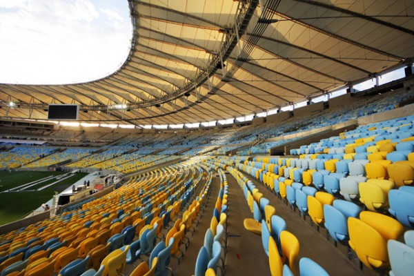 maracana 600x400 2013 FIFA Confederations Cup Preview: Everything You Need To Know