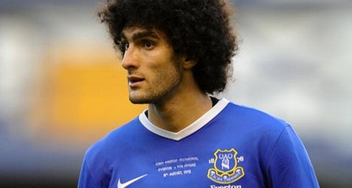 marouane fellaini Will Arsenal Really Launch a £24million Bid For Marouane Fellaini?