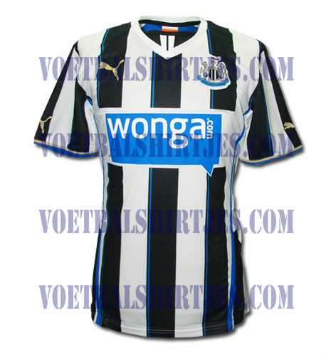 newcastle united home shirt Newcastle United Home Shirt for 2013 14 Season: New Leaked [PHOTO]