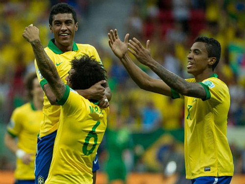 paullinho Tottenham Close to Signing Brazils Paulinho With Deal Believed to Have Been Agreed: Nightly Soccer Report