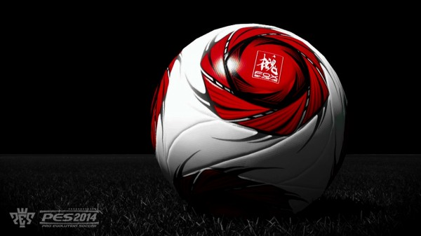 pes 2014 ball 600x337 PES 2014 Will Feature New Engine To Give FIFA 14 A Run For Its Money