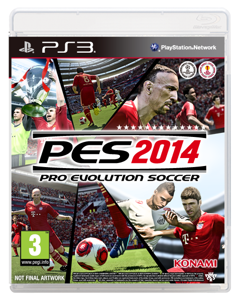 pes 2014 cover PES 2014 Will Feature New Engine To Give FIFA 14 A Run For Its Money